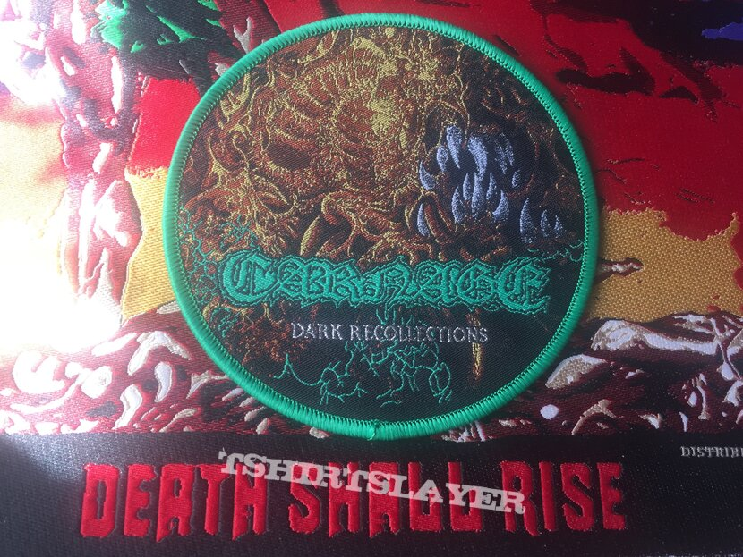 """Carnage """"Dark Recolections"""""""