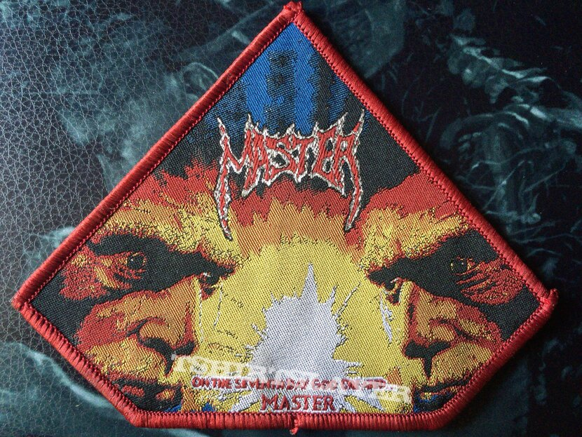 "Máster ""On The Seventh Day God Created Máster""."