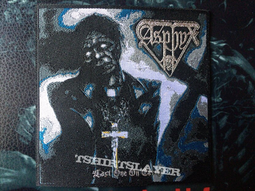 "Asphyx ""Last One on Earth""."