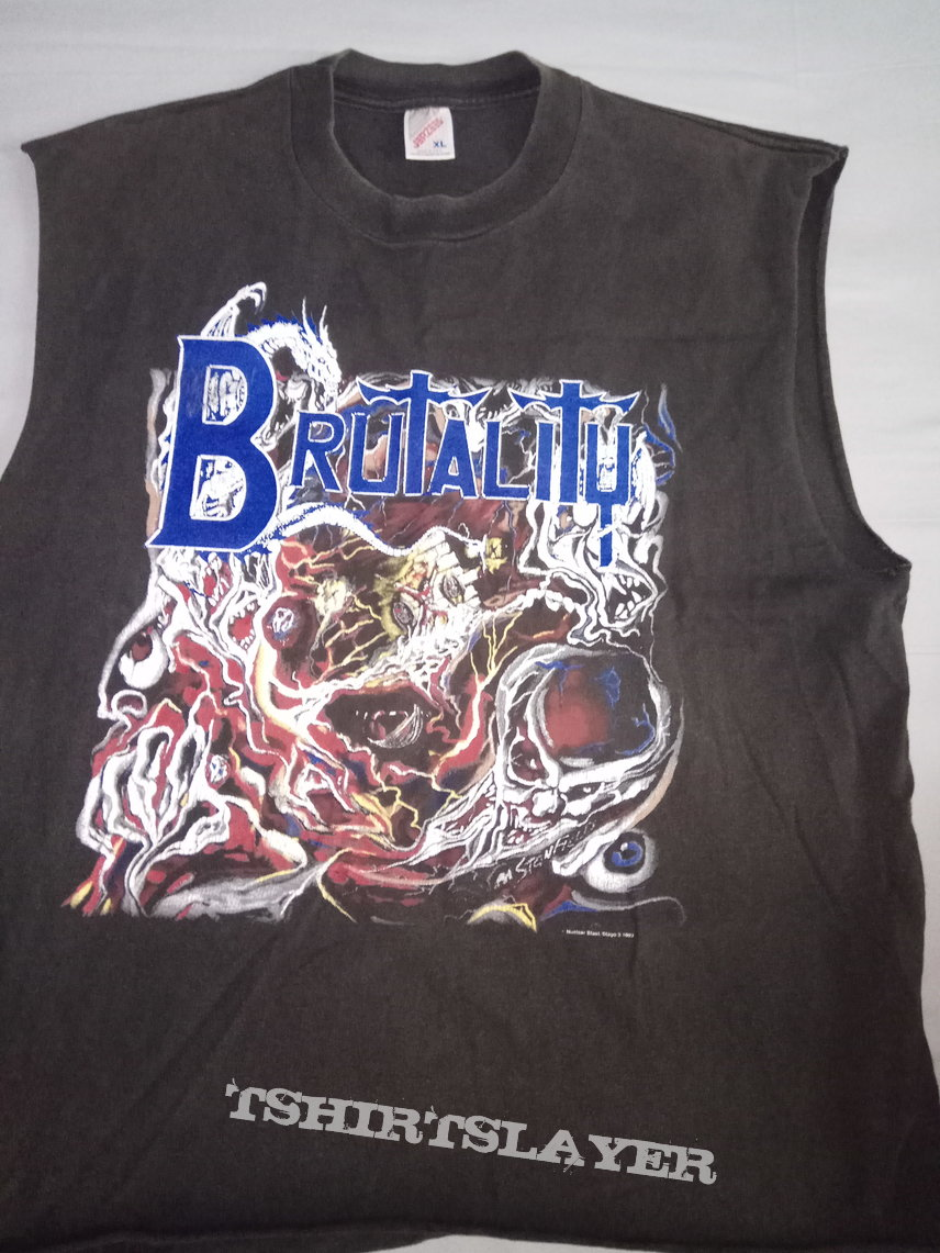 "BRUTALITY ""Screams of Anguish''"