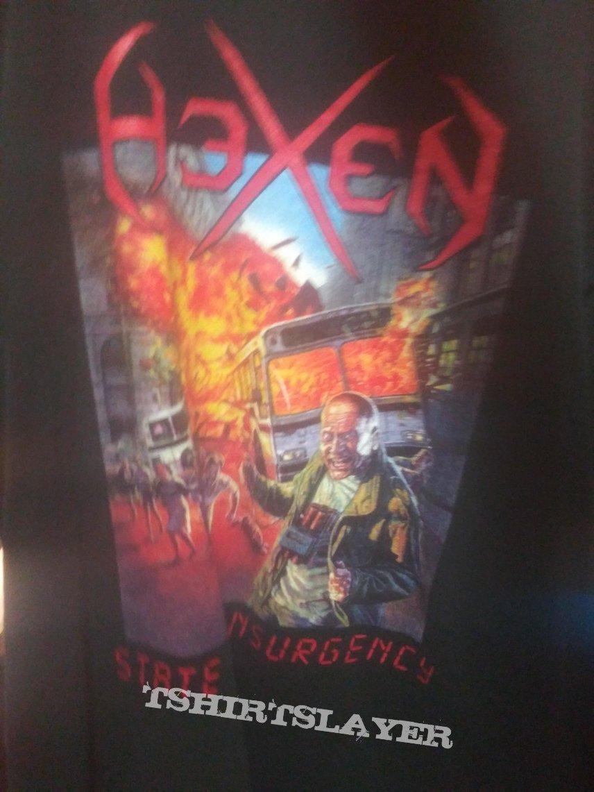 Hexen state of Insurgency shirt