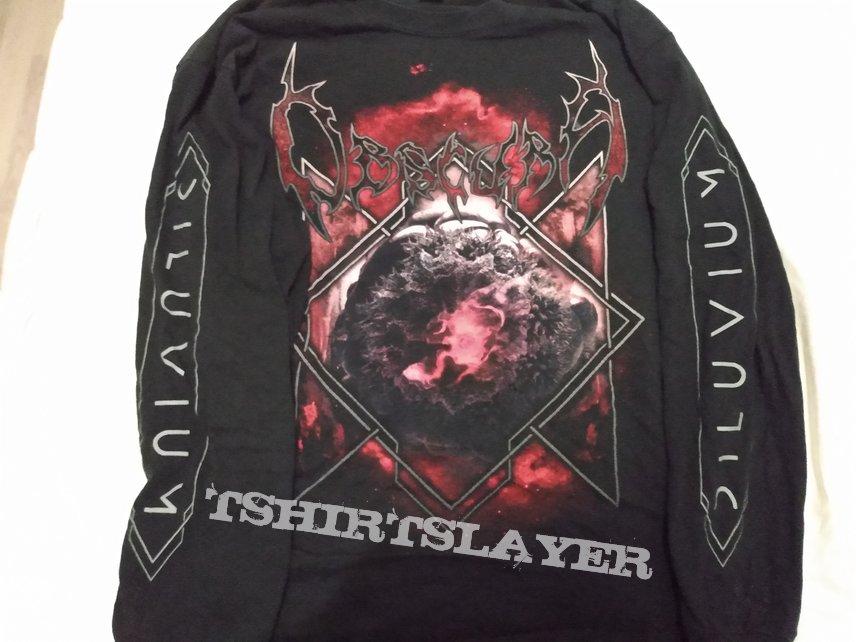 Obscura Diluvium World Tour Longsleeve T-Shirt