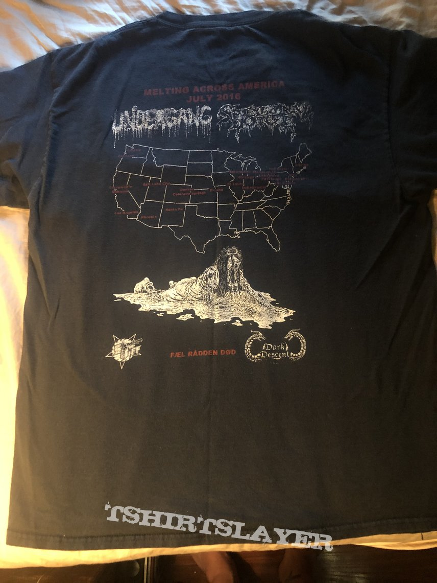 Undergang tour shirt with Spectral Voice