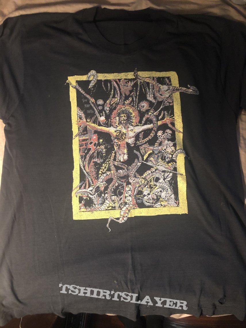 Pestilence Consvming Impvlse tour shirt