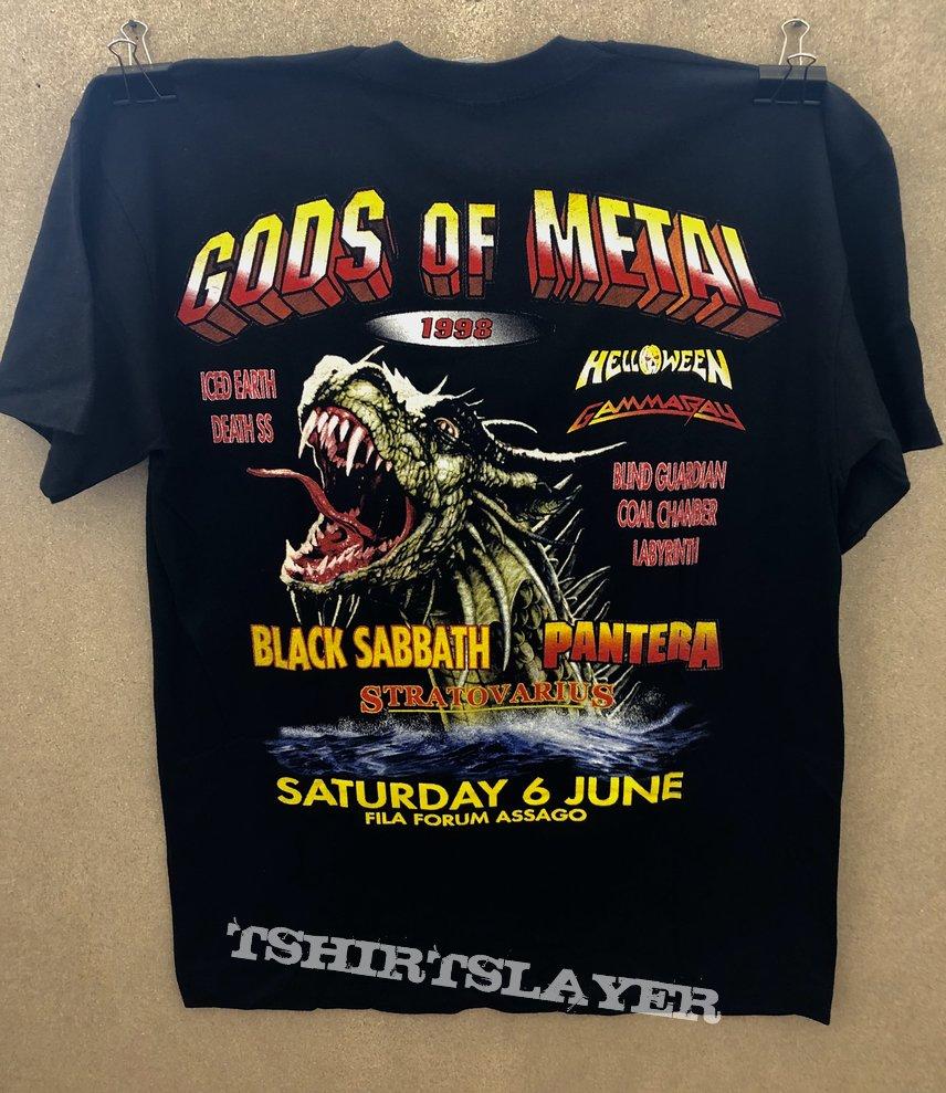 GODS of Metal  Festival 1998 Italy
