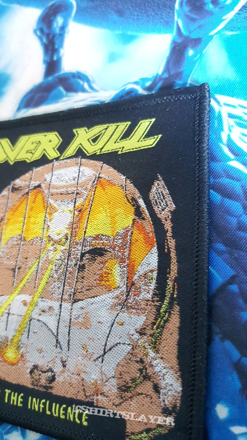 Overkill-Under the influence patch