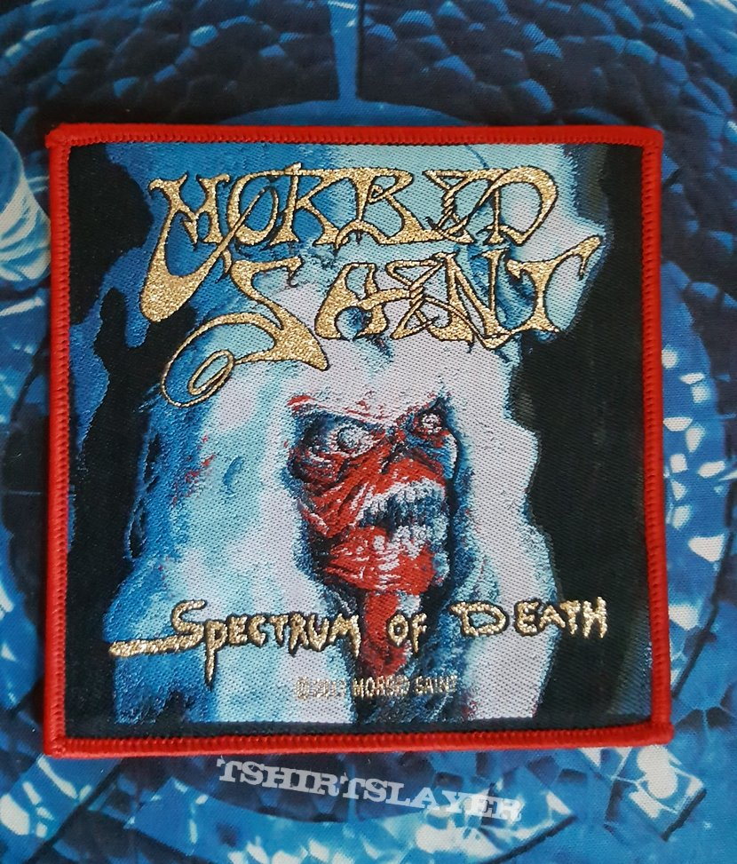 Morbid saint-spectrum of death patch