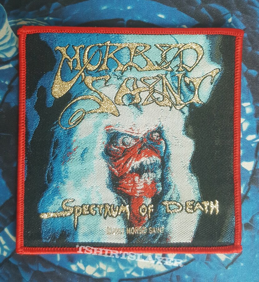 Morbid saint-spectrum of death patch for you