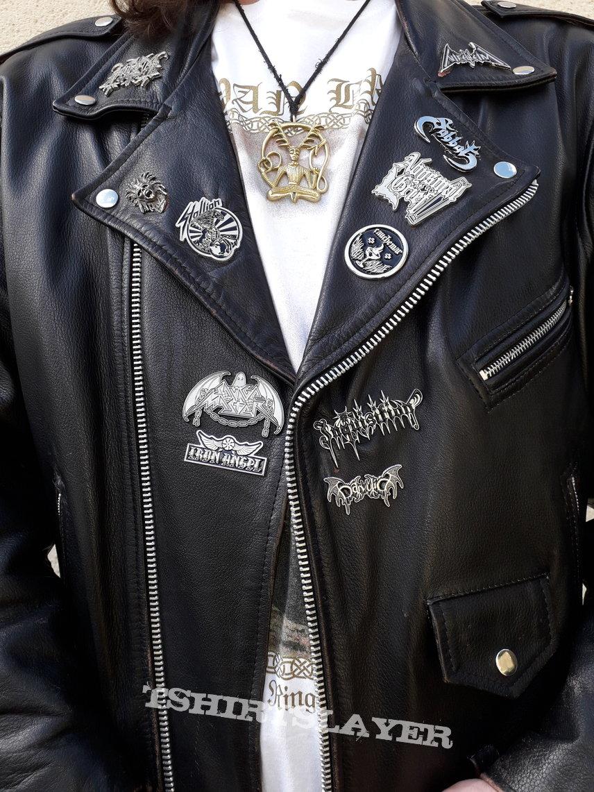Leather jacket n°1