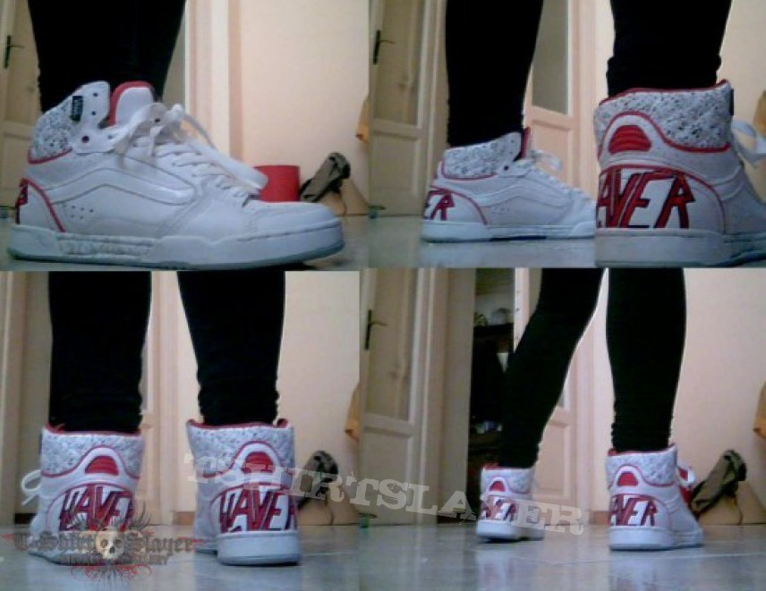 a6dd6e1e32 Slayer shoes