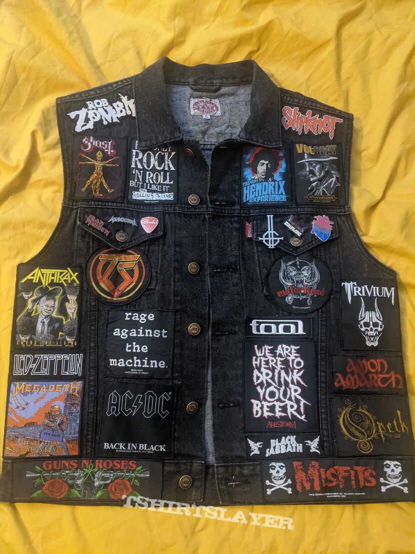 First Battle Vest (update)