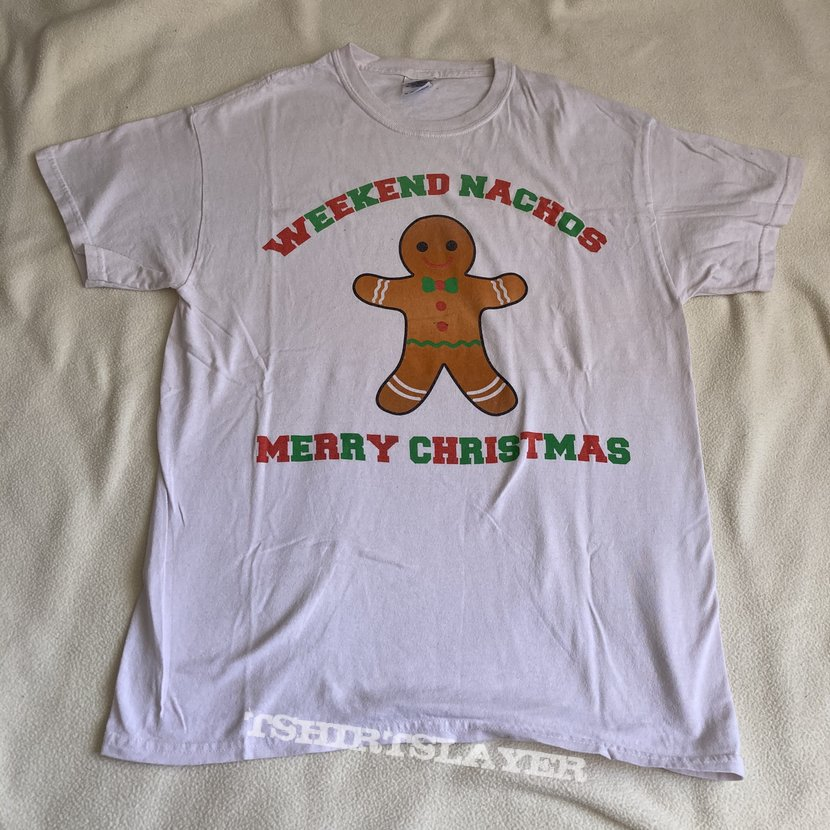 Weekend Nachos - Merry Christmas