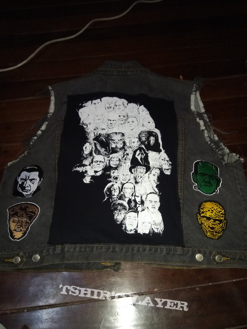 My Horror  Vest