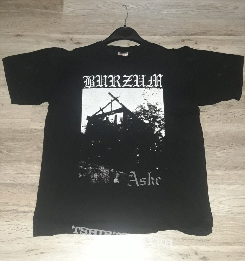 Burzum Aske T Shirt
