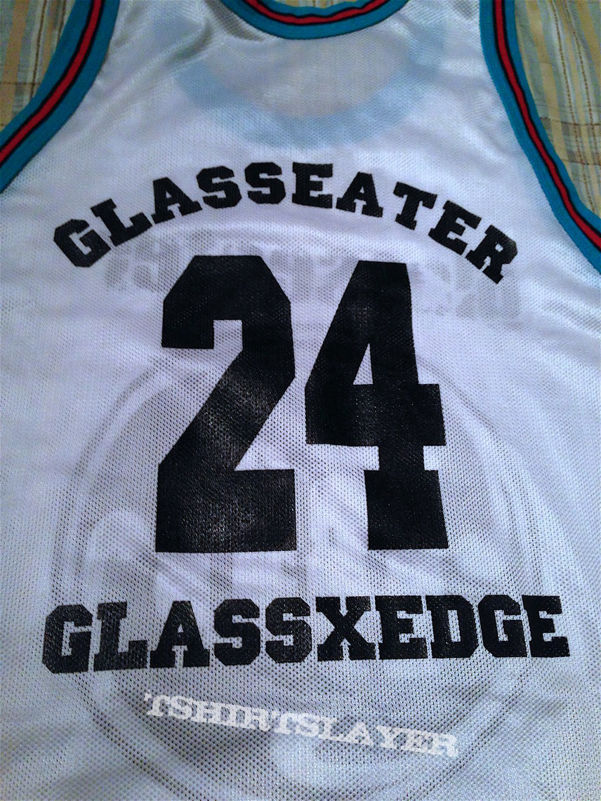 Glasseater - NBA Champion Basketball Jersey Shirt - Size 48 Extra Large