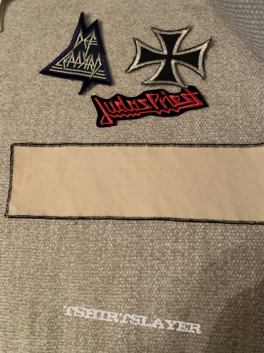 Patches I'm selling