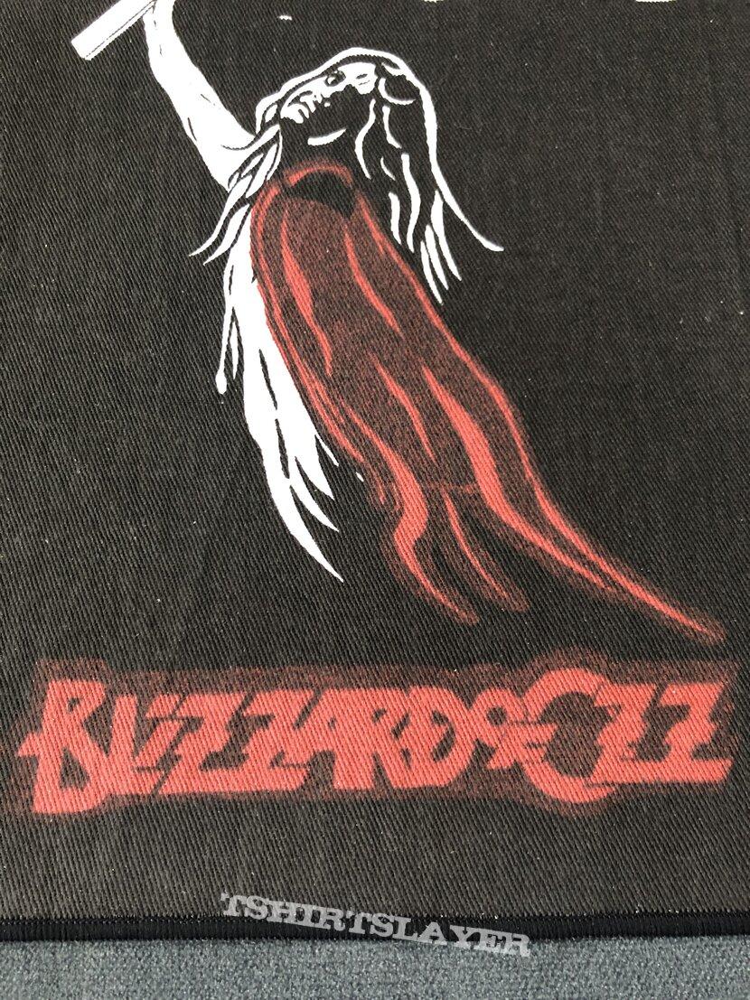 Ozzy Osbourne Blizzard of Ozz back patch