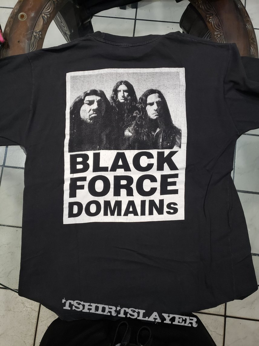 Black force domain