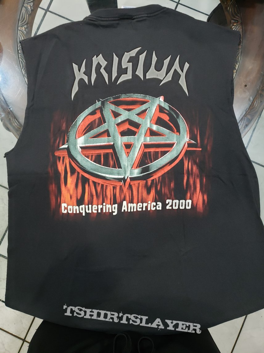 conquerors of Armageddon tour
