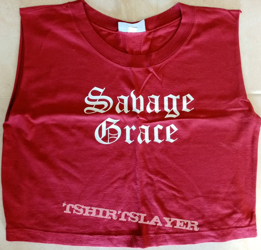 Savage Grace Master of Disguise - Unofficial T-Shirt
