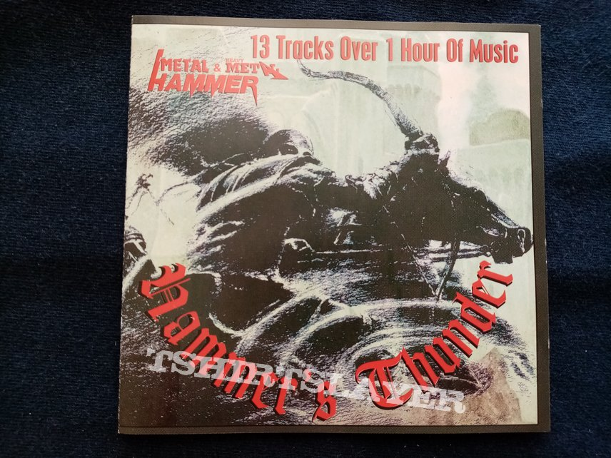 Hammer's Thunder - 1996 Compilation Elap Music & Metal Hammer Edition