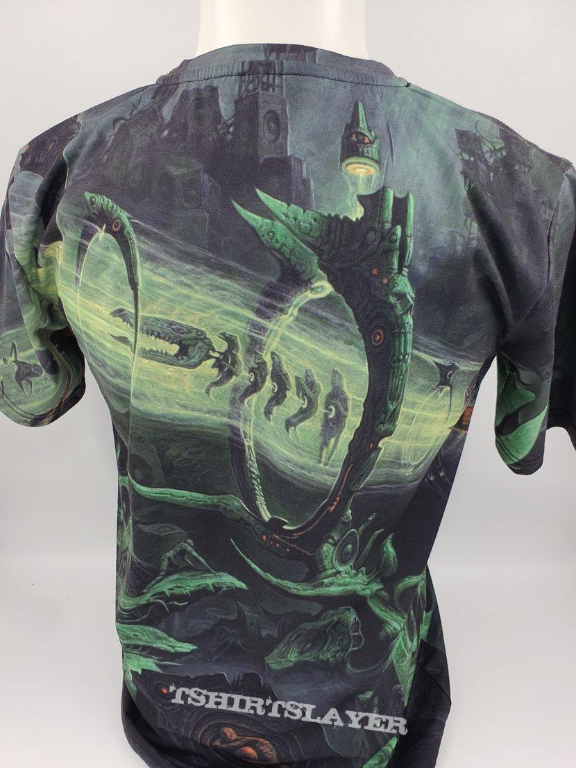 Nuclear blast Anniversary all over print t shirt