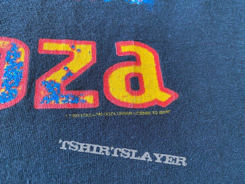 1993 - Lollapalooza - Multiple Bands
