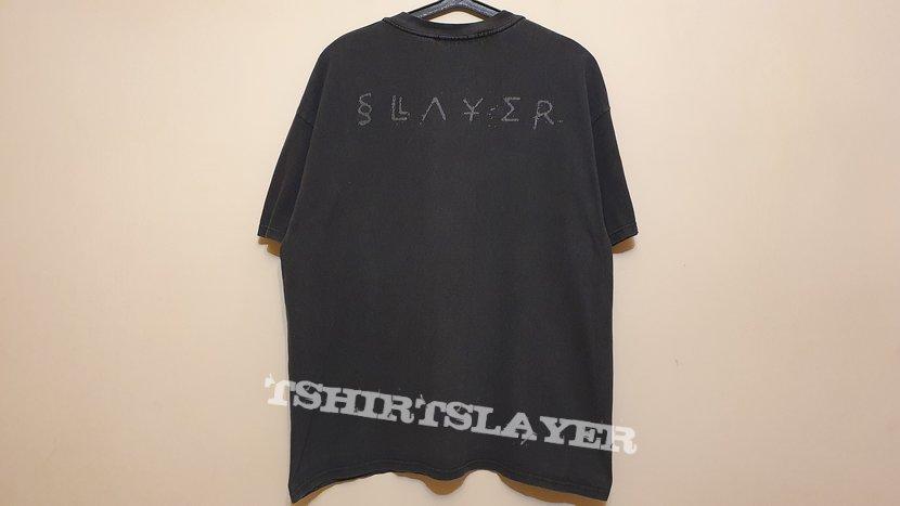 1998 slayer diabolus in musica t shirt