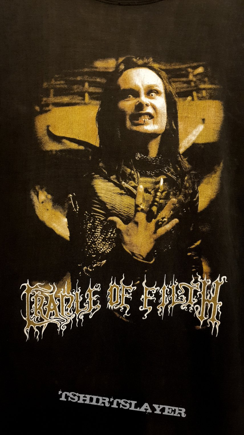 Cradle of filth ❗INFO NEEDED