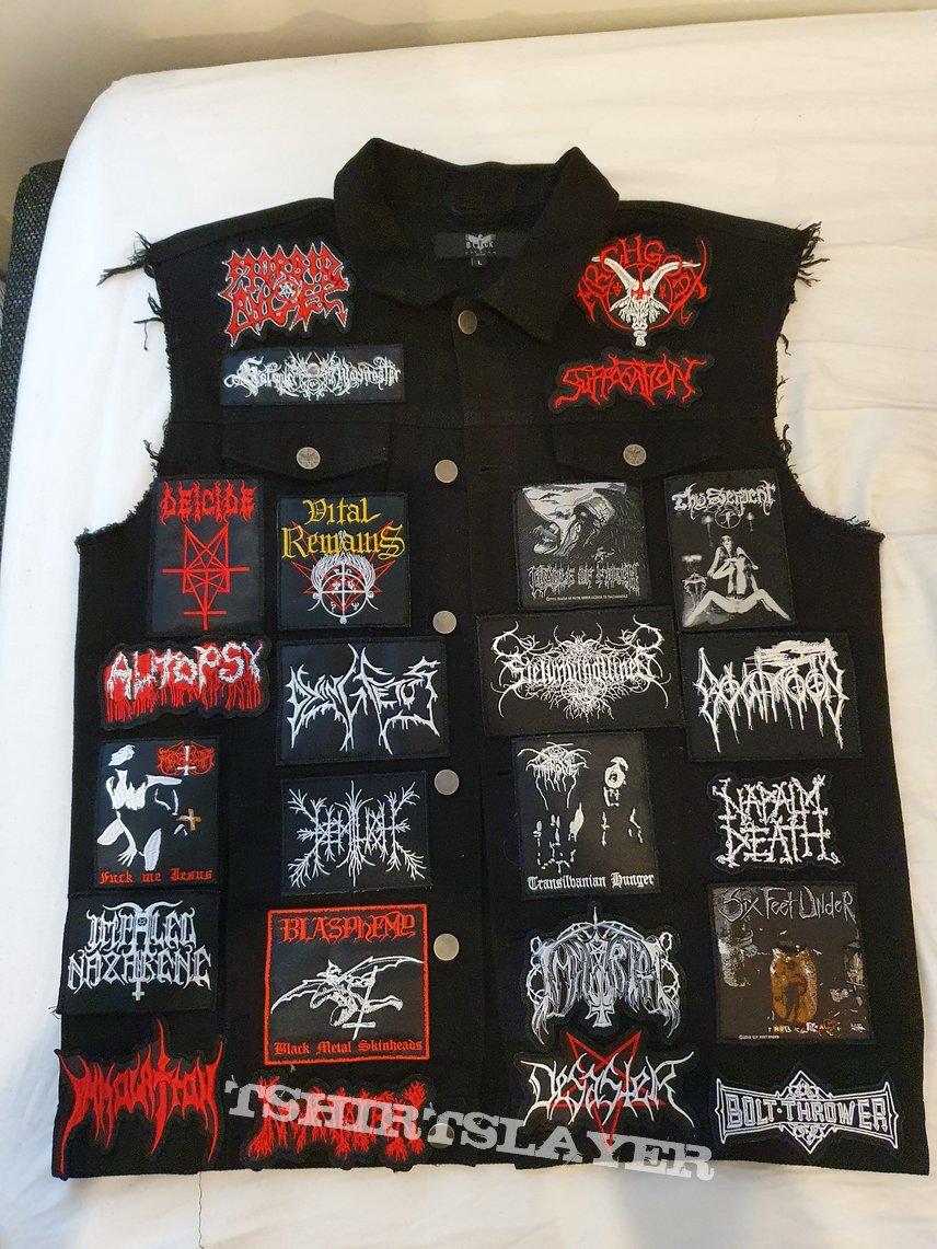 Battle vest (both sides)