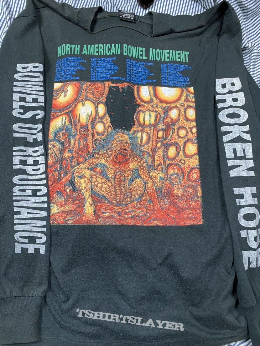 Broken hope 1994 tour ls