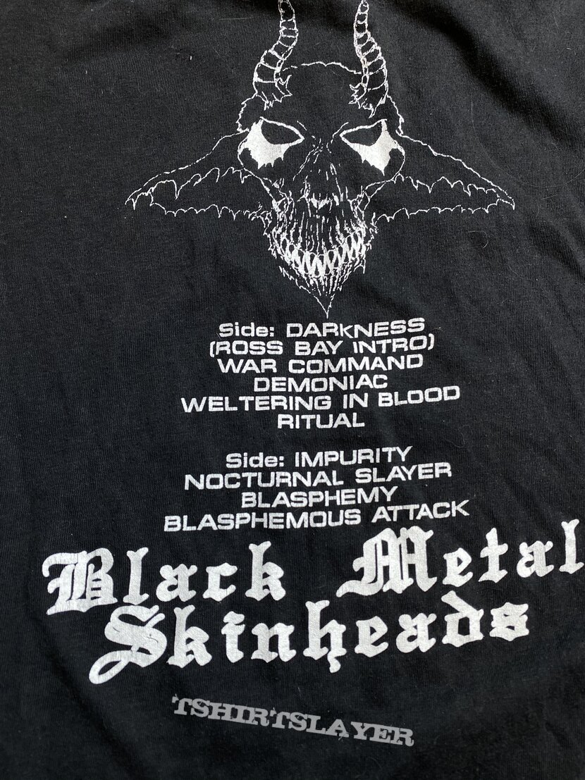 Blasphemy blood upon the altar 89/90
