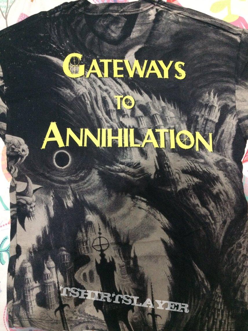 allover t-shirt Gateways to Annihilation