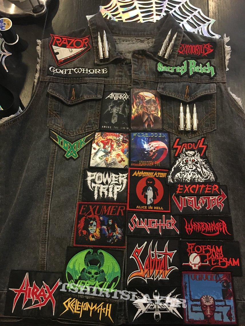 My 2nd jacket