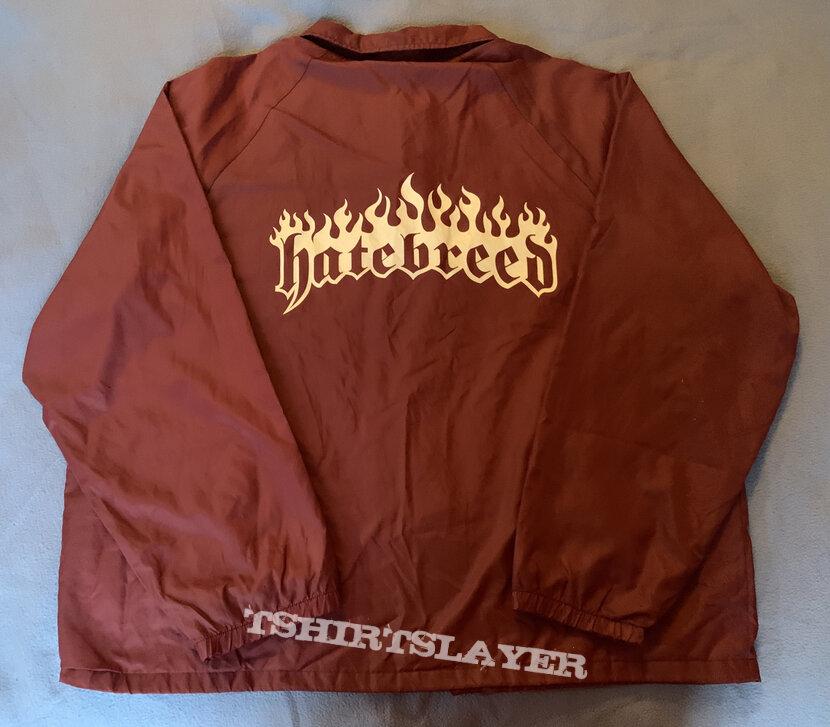 "HATEBREED ""Smorgasbord"" Windbreaker"