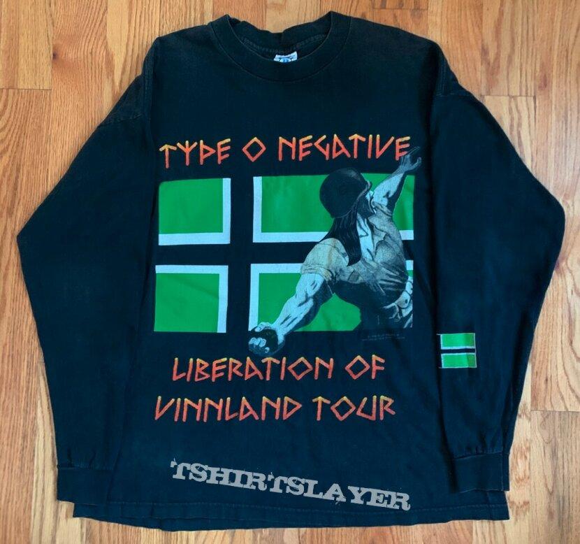 "Type O Negative ""Liberation Of Vinland"" LS"