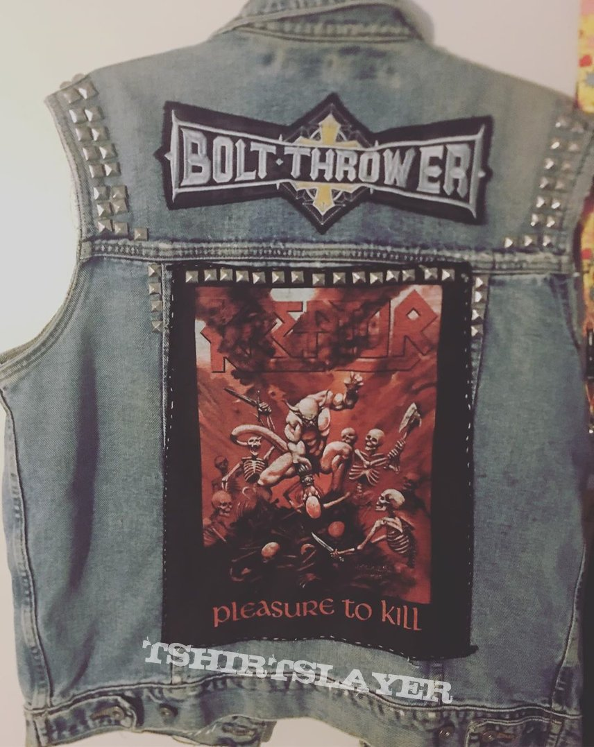 Vest i've had for 13 years