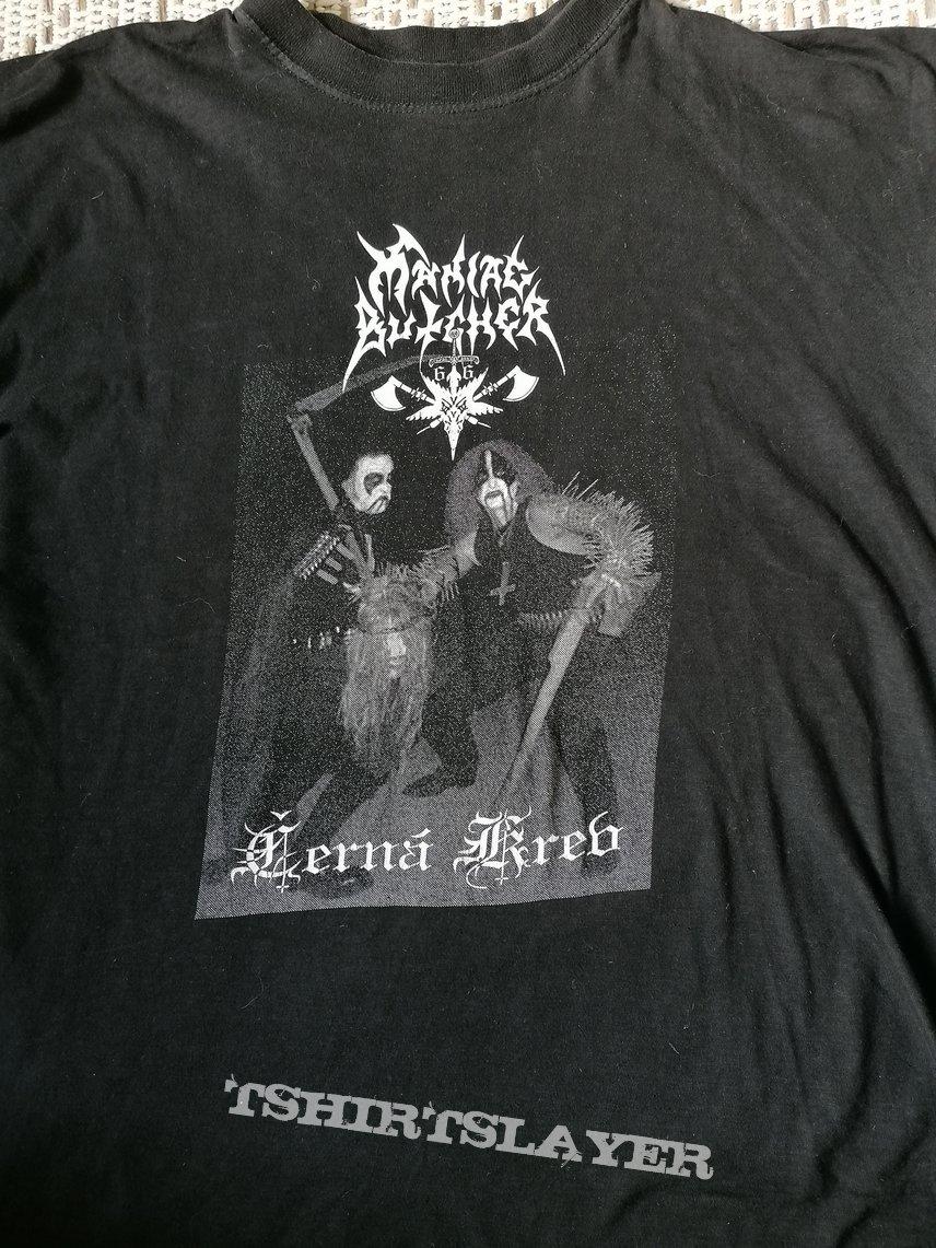 Maniac Butcher - Cerna Krev