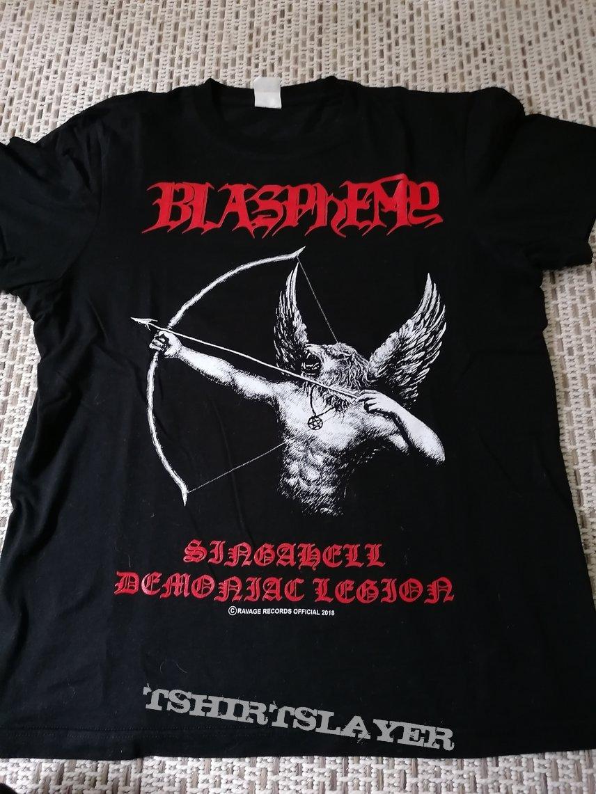 Blasphemy - Singahell Demoniac Legion