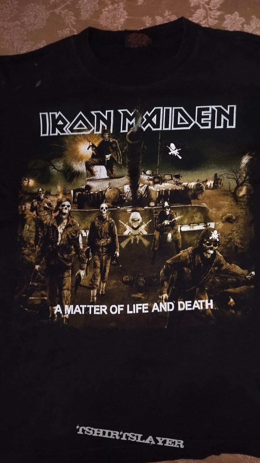 Iron Maiden merch