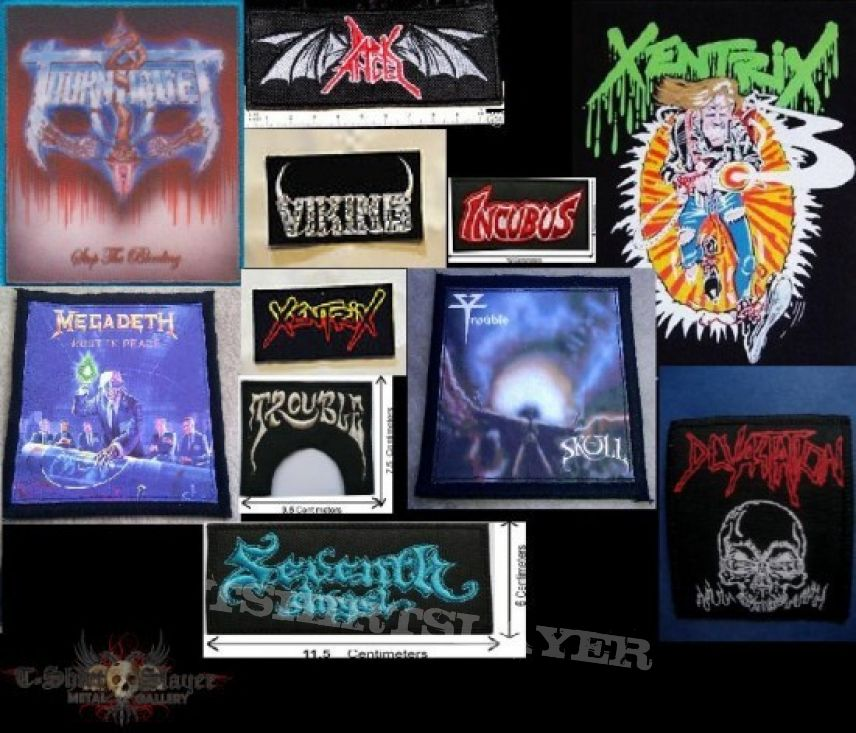 Patches i will get soon ^^