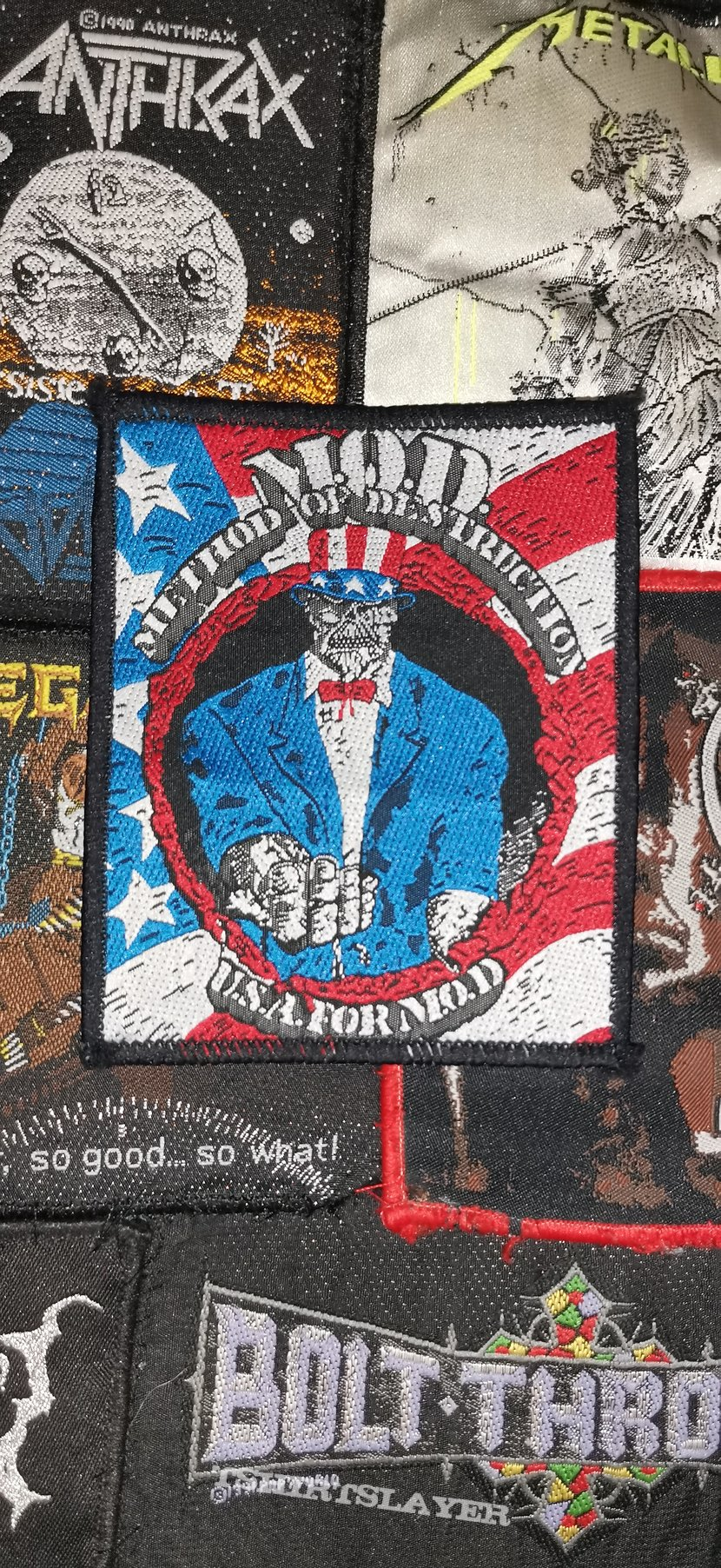 M.O.D  USA for MOD Patch