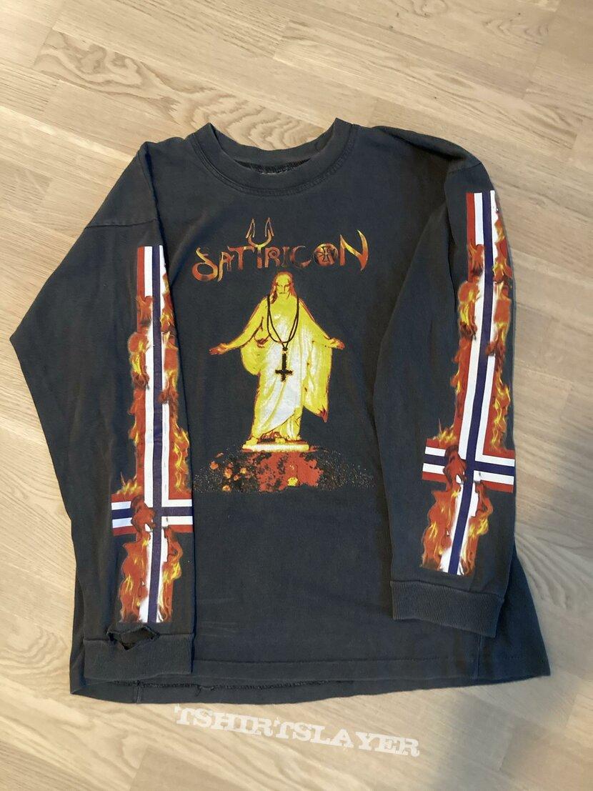 Satyricon The Shadowthrone 1994 Longsleeve