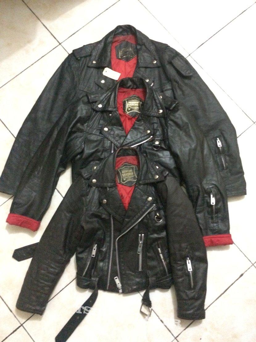 Petroff leather jackets