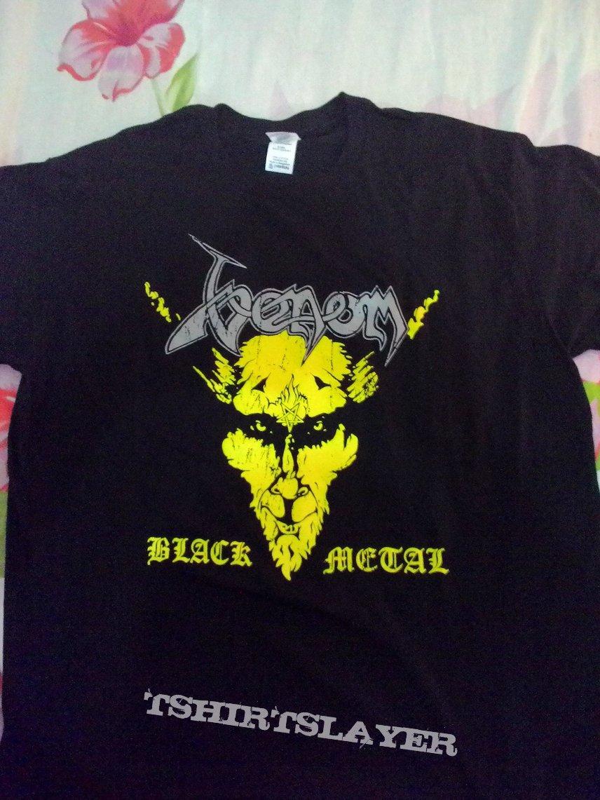 Venom black metal vintage tshirt