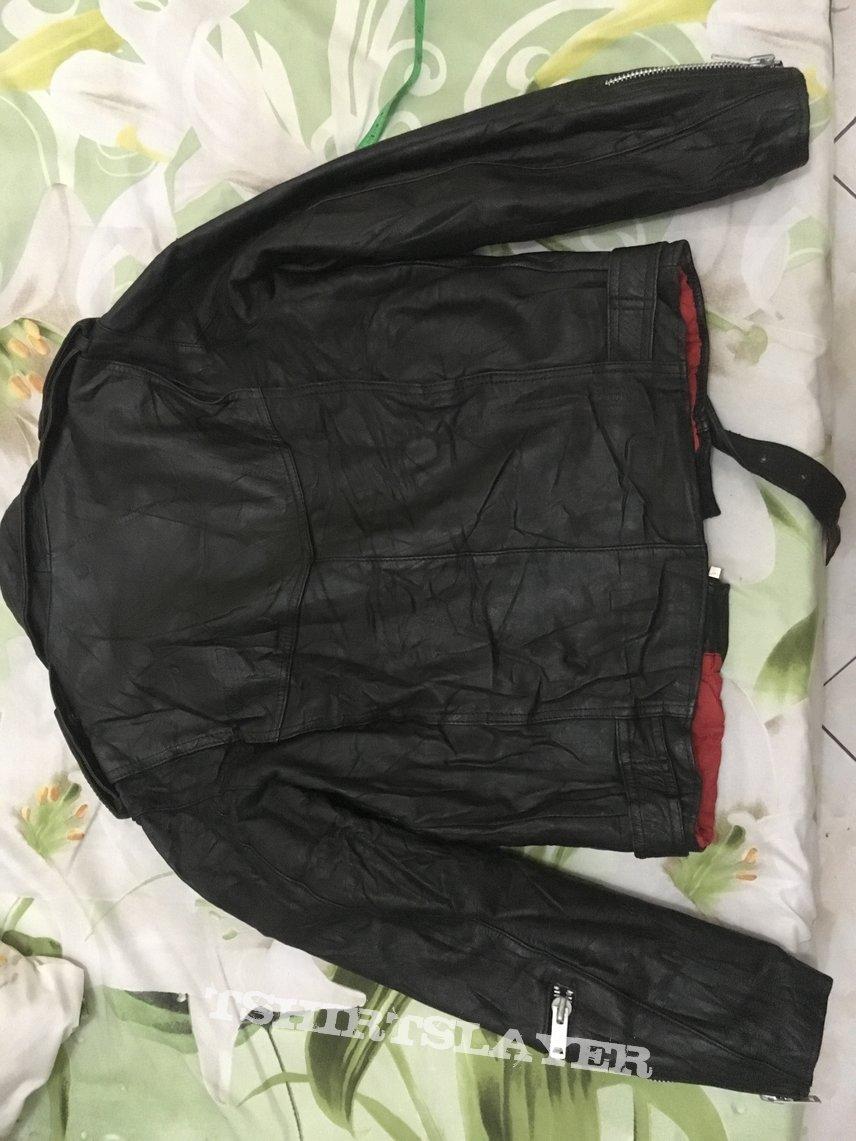Jofama style leather jacket