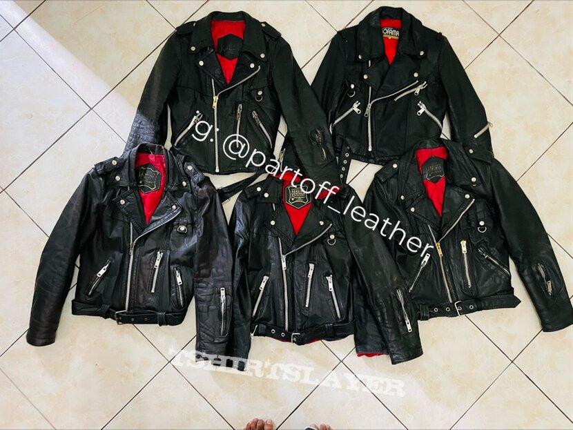 Petroff jofama original leather jacket