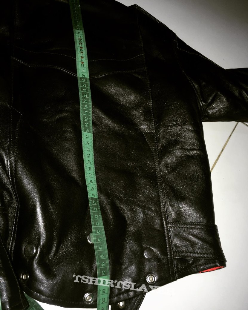 Petroff replica leather jacket