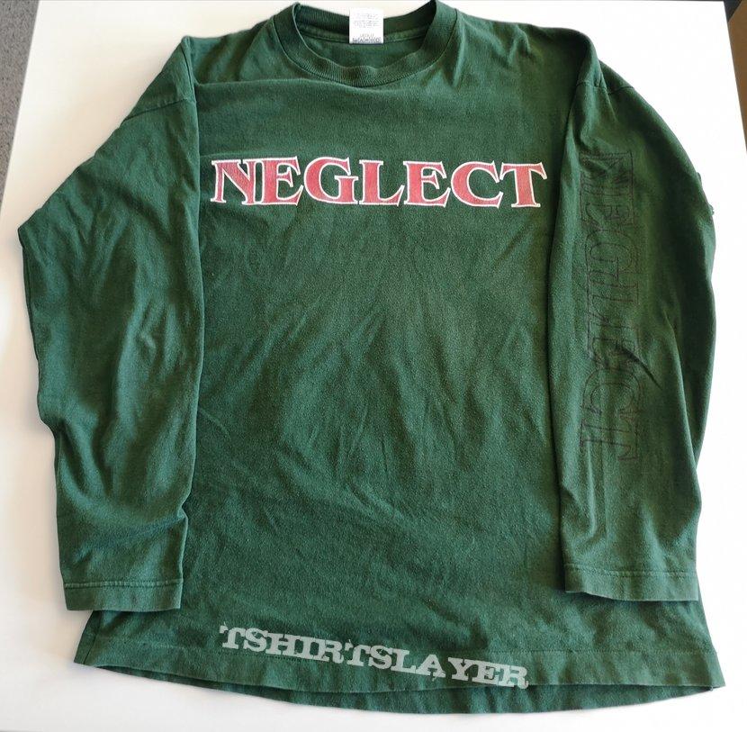 NEGLECT European Tour 1994/1995 Longsleeve