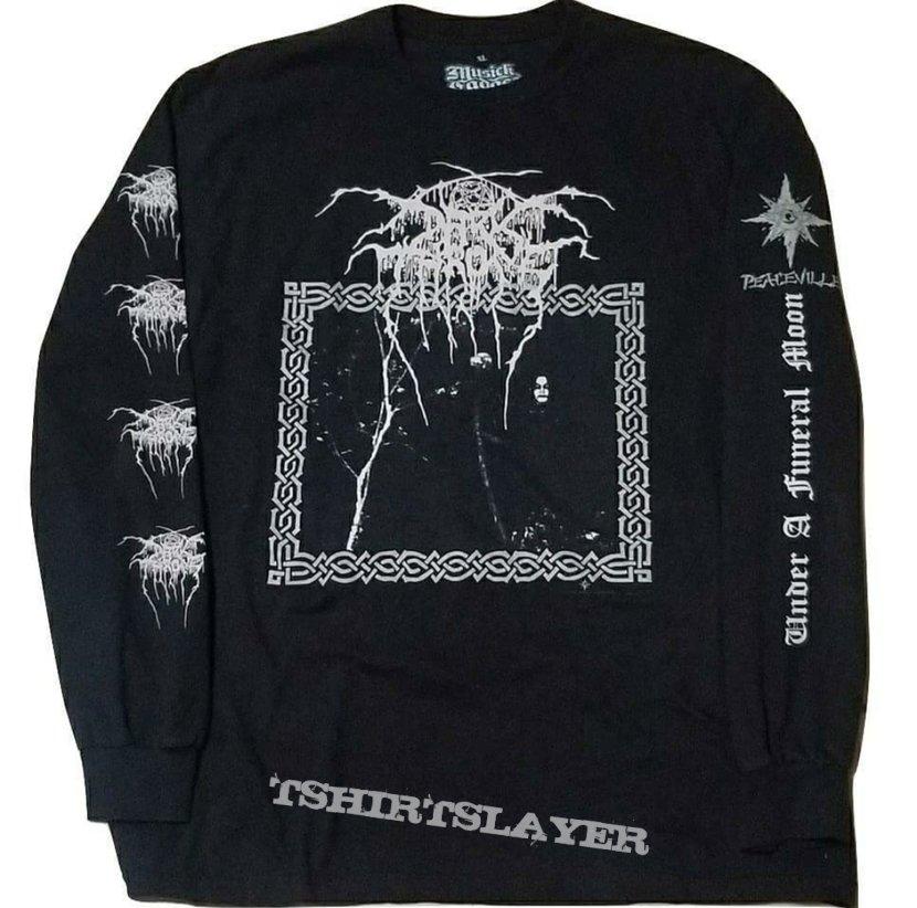 Darkthrone - Under A Funeral Moon LS